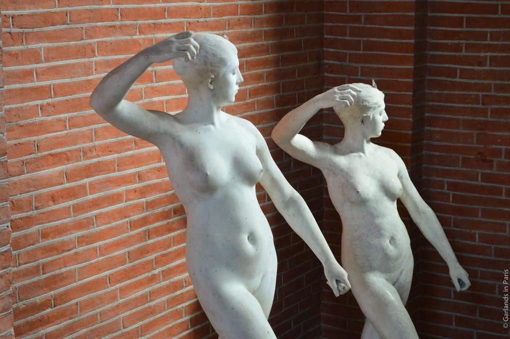Musee des Augustins de Toulouse Women