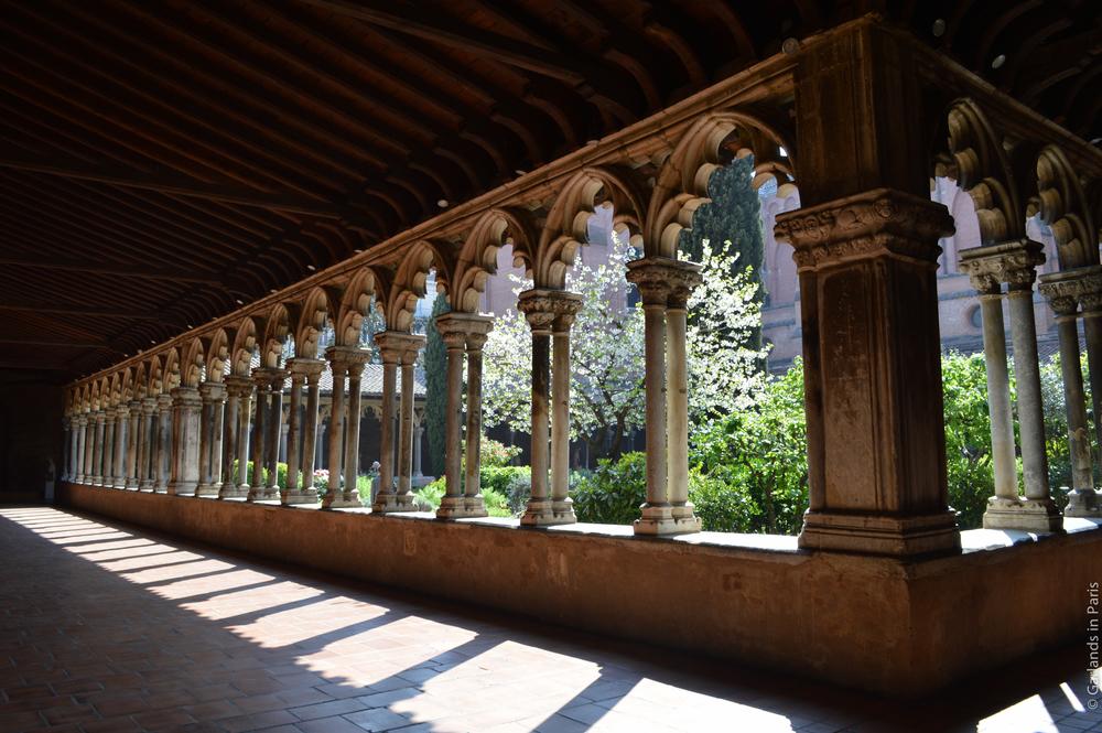 Musee des Augustins de Toulouse Garden