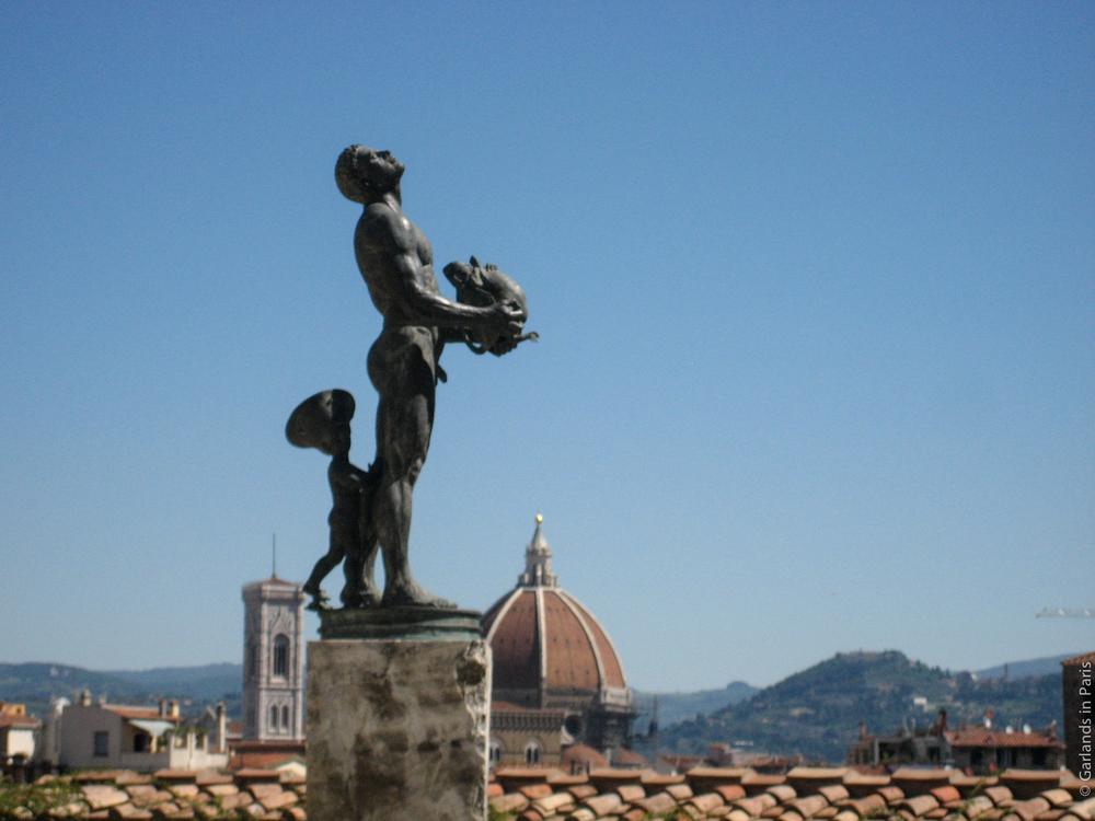 Boboli Gardens, Florence, Italy
