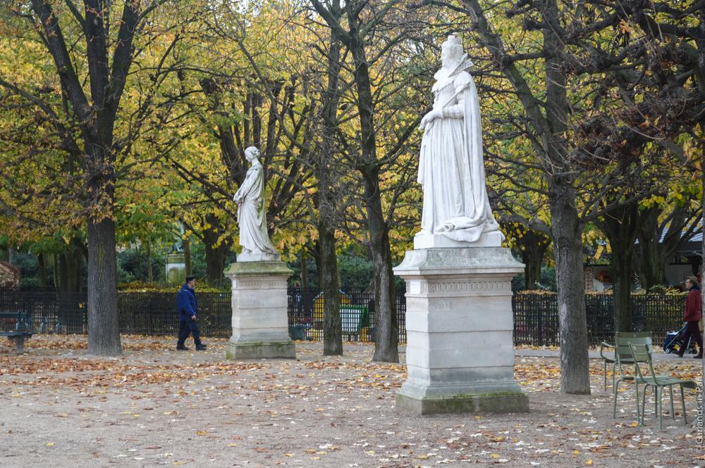 Reines de France et Femmes illustres