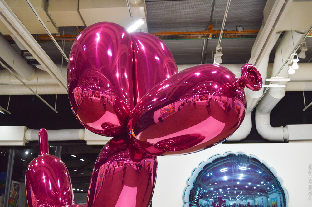 Balloon Animal Jeff Koons Pompidou