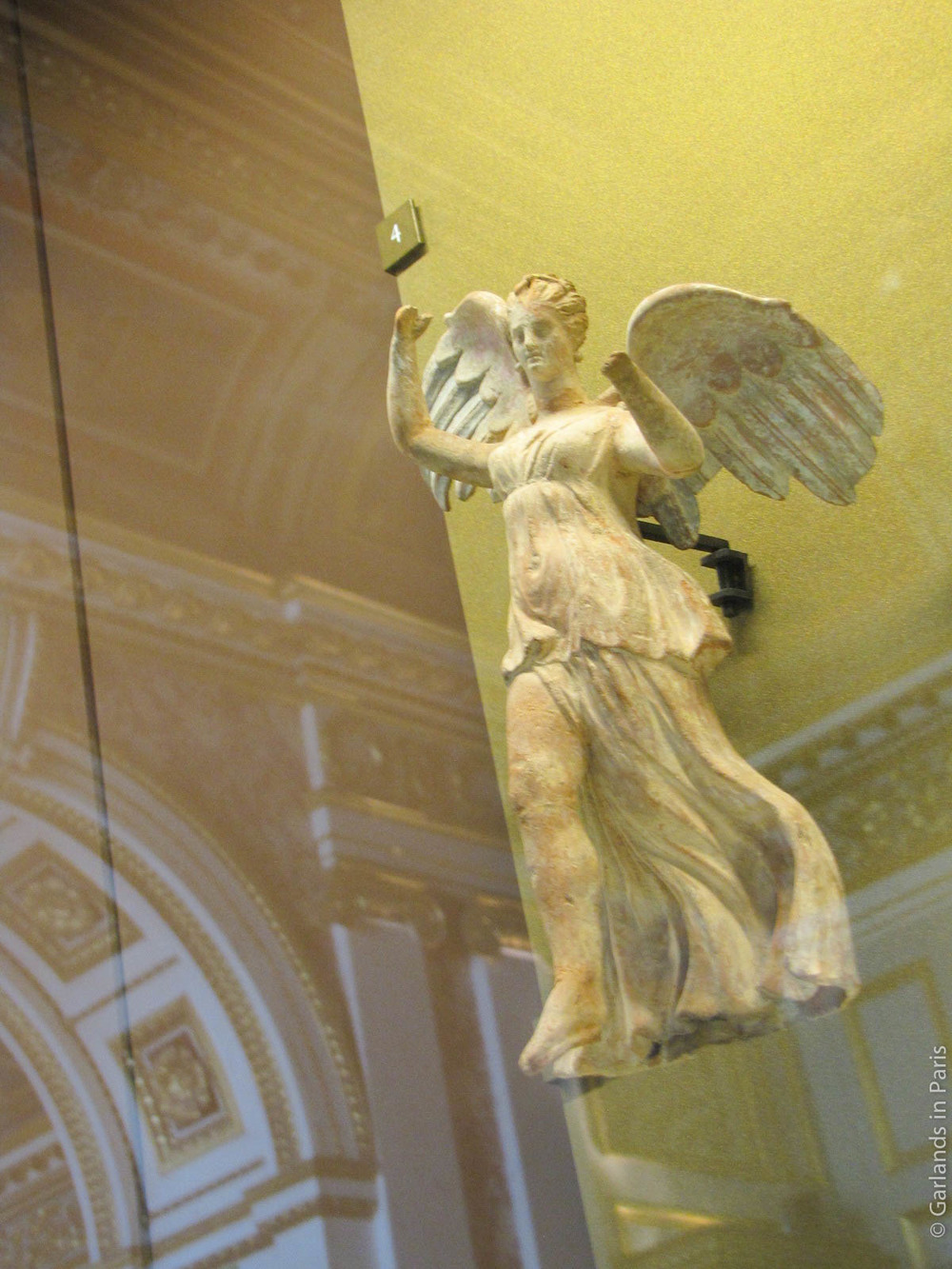 Greek statues, Musée du Louvre, Paris