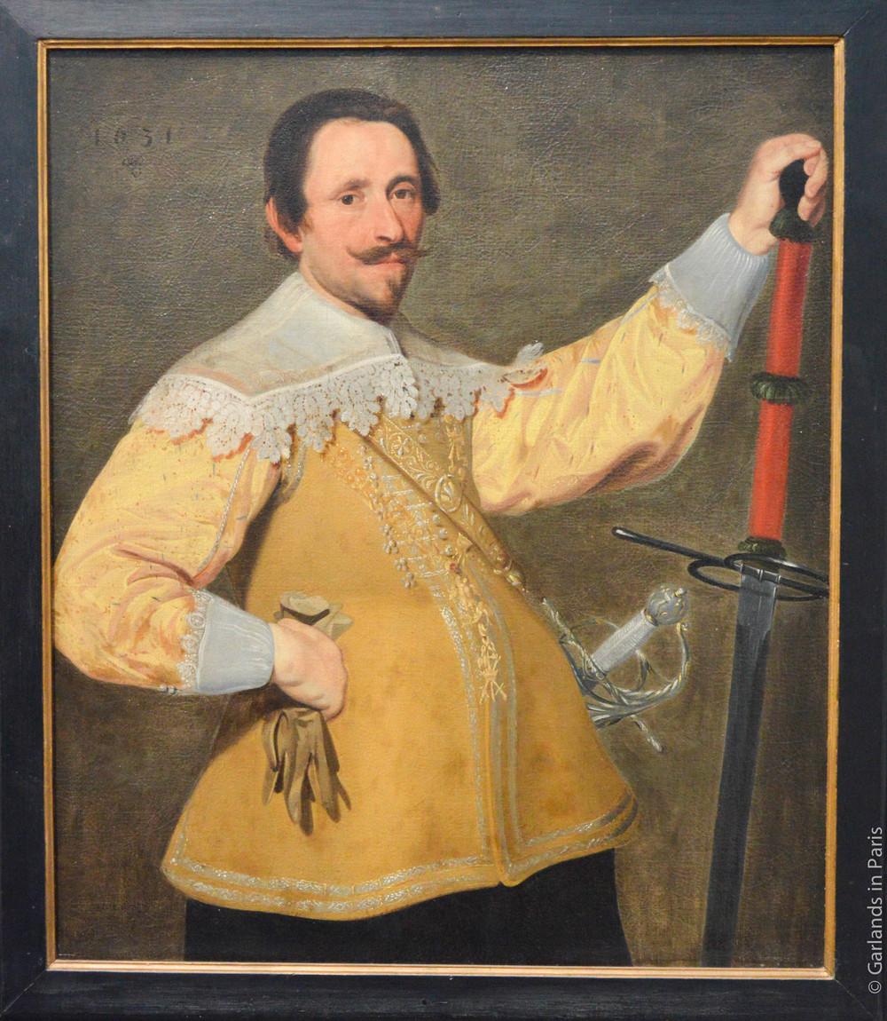 Groeningemuseum, Portrait, Bruges, Belgium
