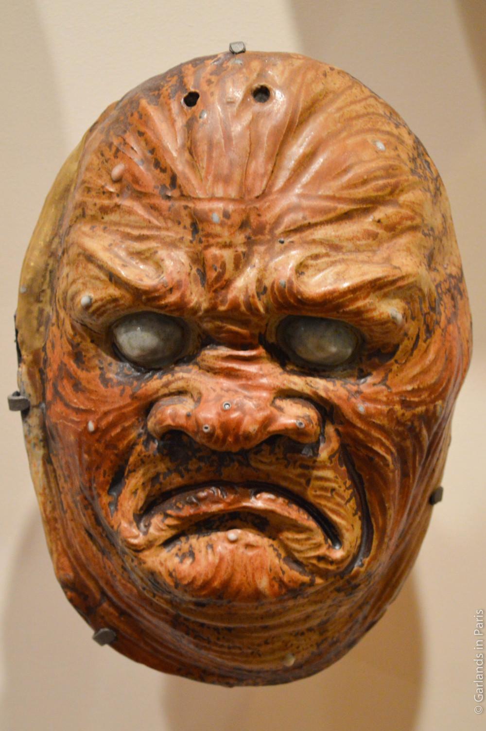 Jean Carriès, Horror Mask, Petit Palais