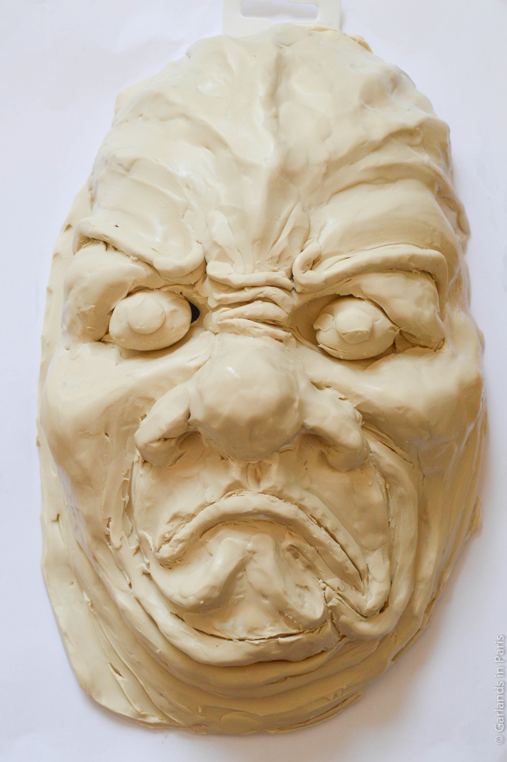 Jean Carriès, Horror Mask