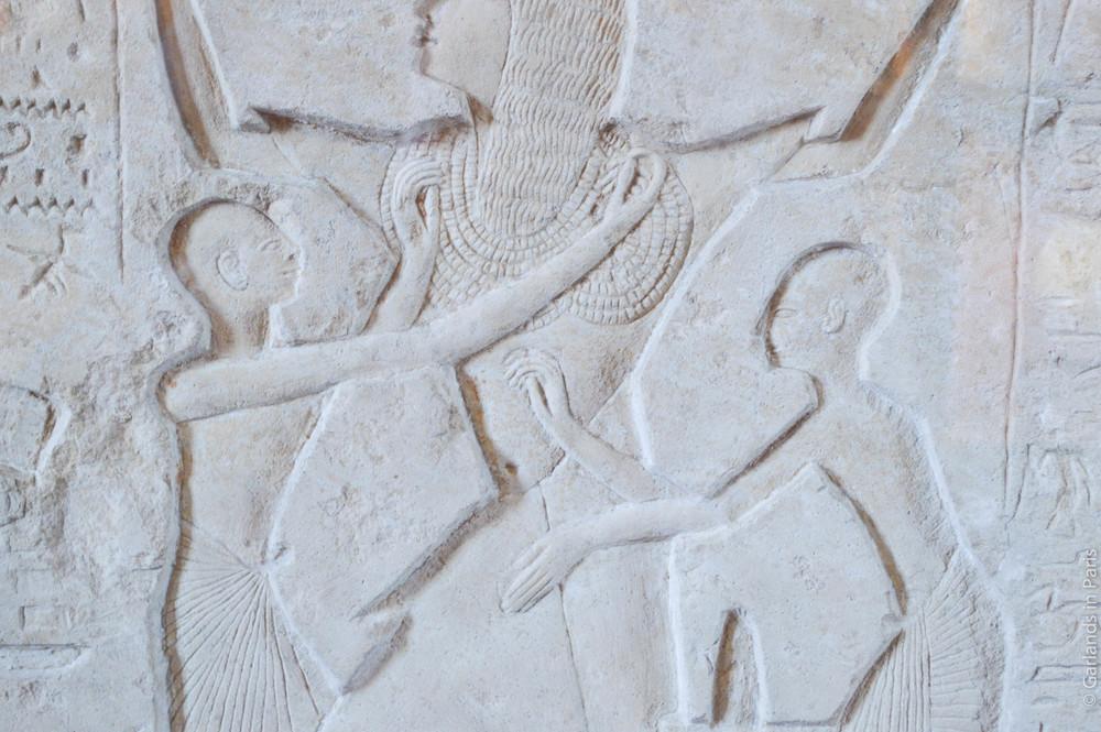Ancient Egypt Louvre Paris