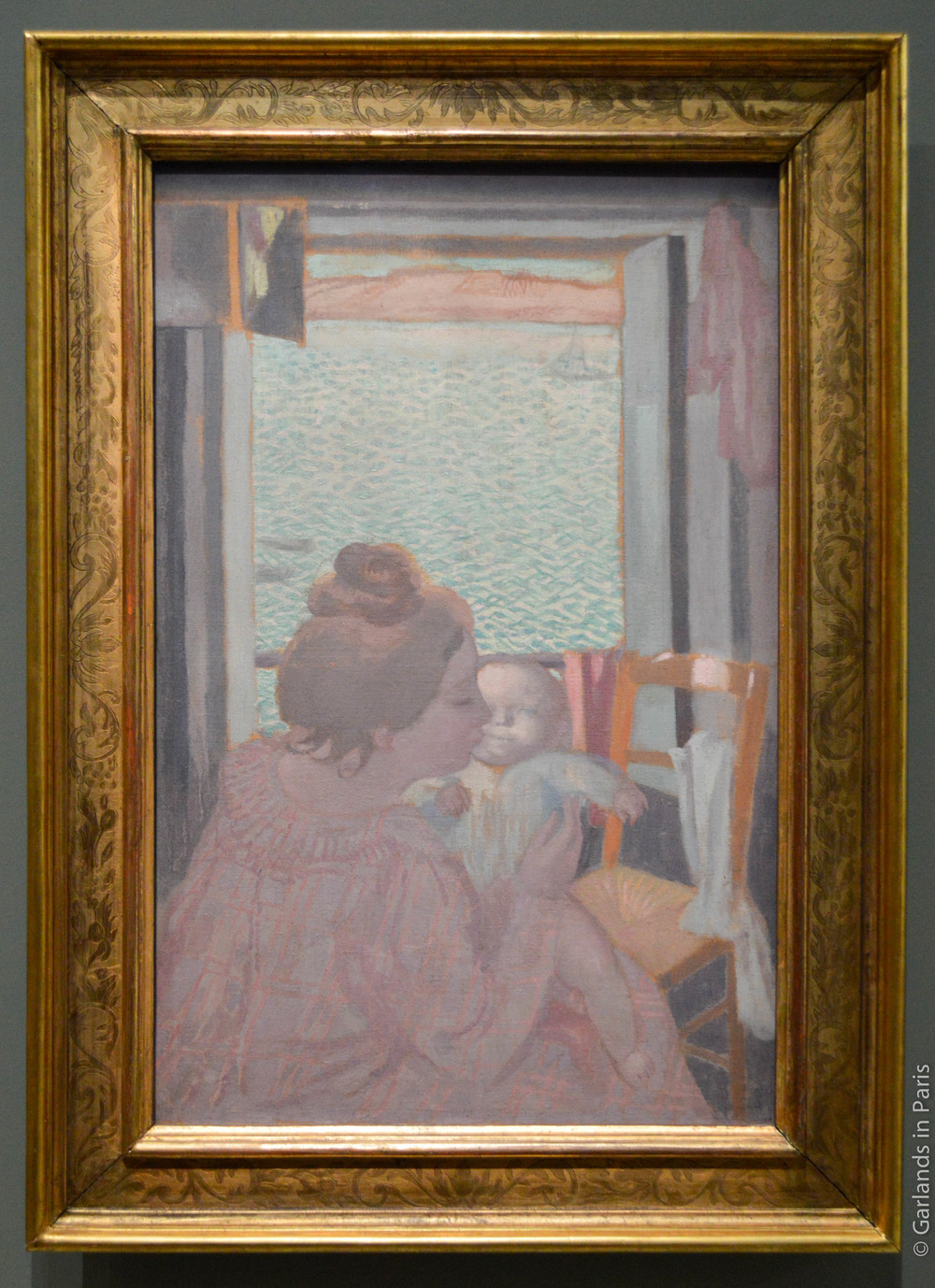 Mother Painting, Musée d'Orsay