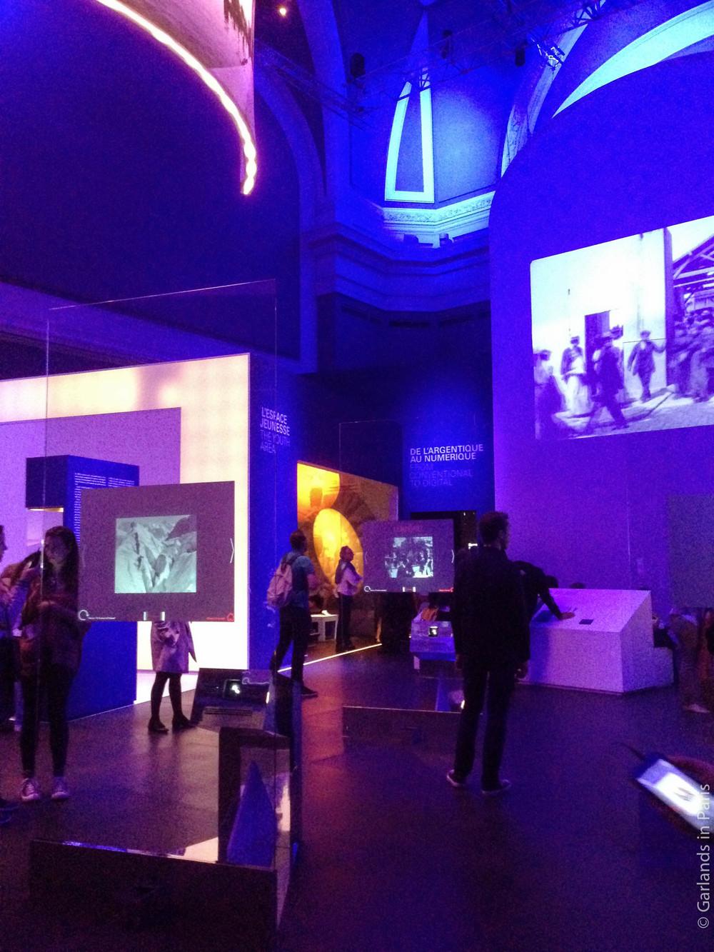 Lumière ! Le cinéma inventé, exhibition, Grand Palais