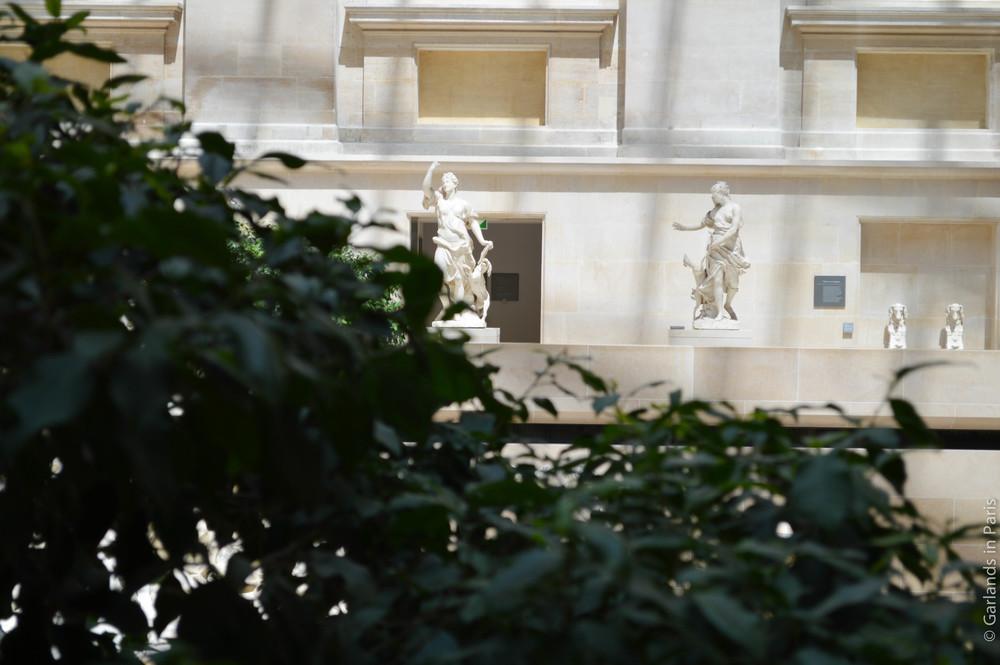 Cour Marly, Musée du Louvre, Paris