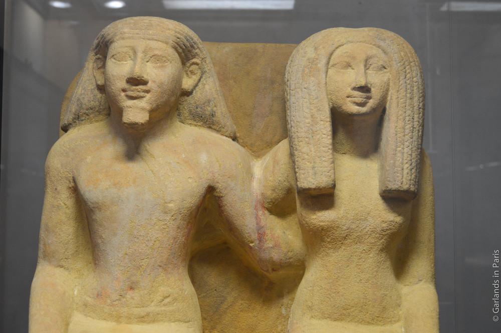 Love, Musée du Louvre, Egyptian Art, Paris