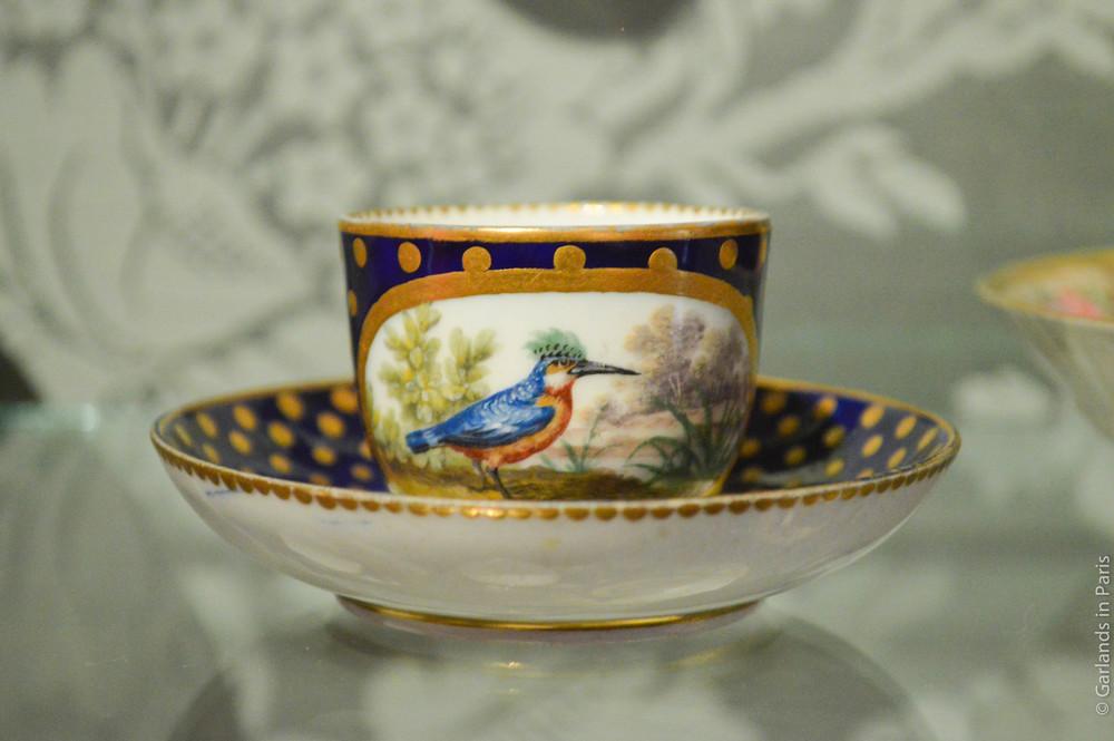 Teacup, Bird