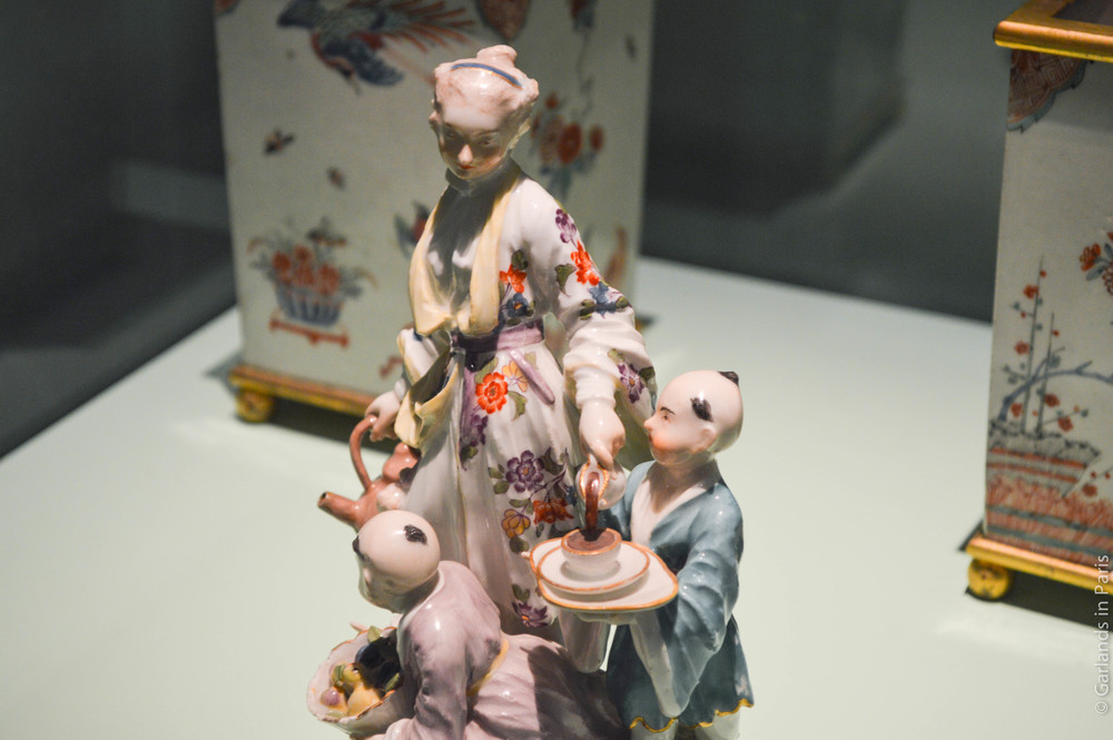 Tea, porcelain