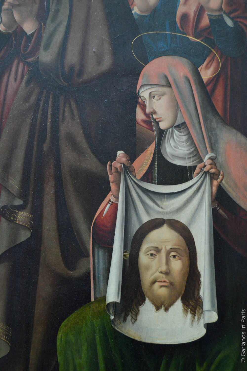 Saint Veronica, Louvre