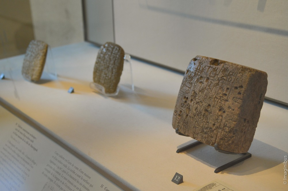 Writing, Mesopotamia, Musée du Louvre, Paris