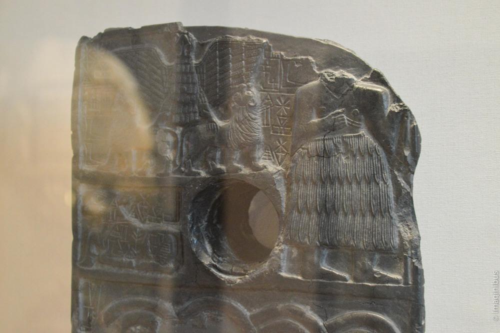 Sumer, Mesopotamia, Musée du Louvre, Paris