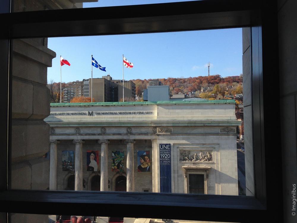 Musée des Beaux-Arts Montréal MBAM