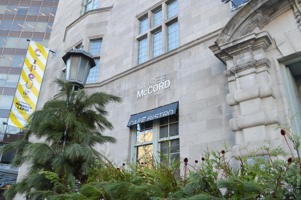 McCord Museum Building