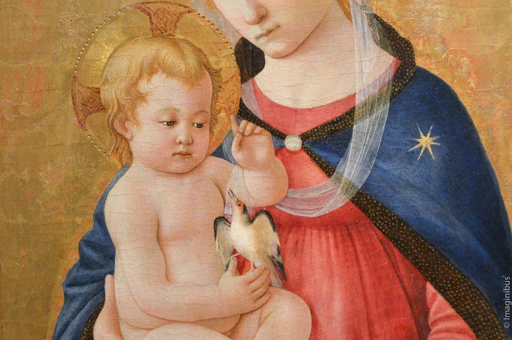 Baby Jesus, Montreal Museum of Fine Arts