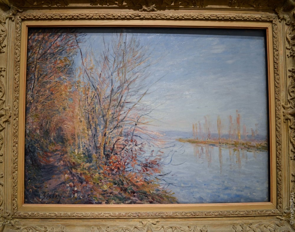 Montreal Museum of Fine Arts, Sisley