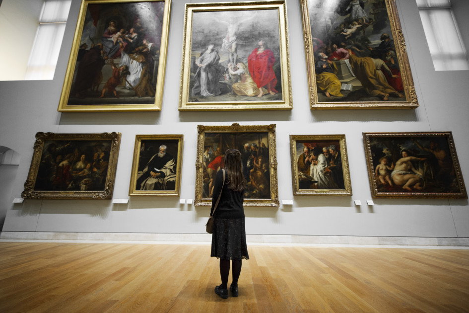 Photograph:  Museum Hack