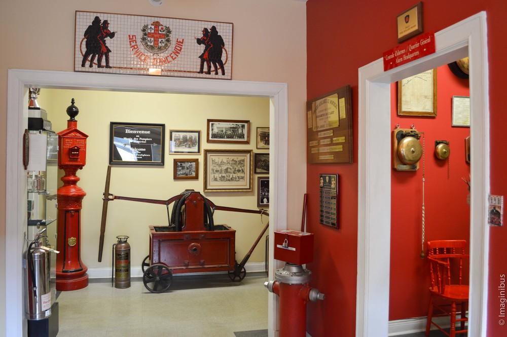 Musée des Pompiers Montréal