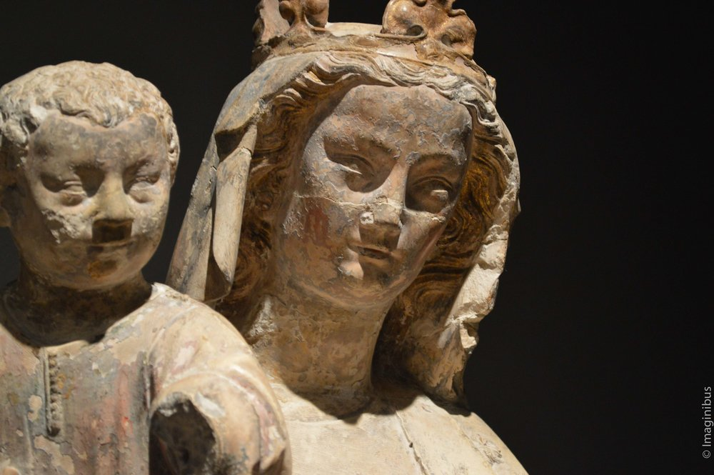 Virgin and Child, Montreal Museum of Fine Arts