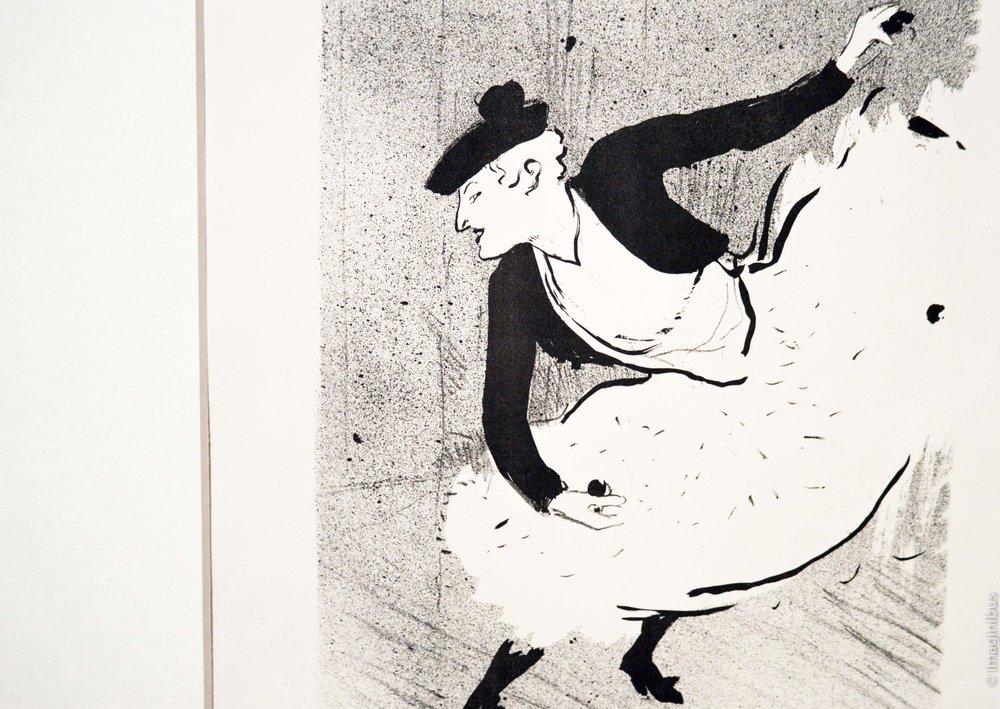 Toulouse Lautrec Poster Woman