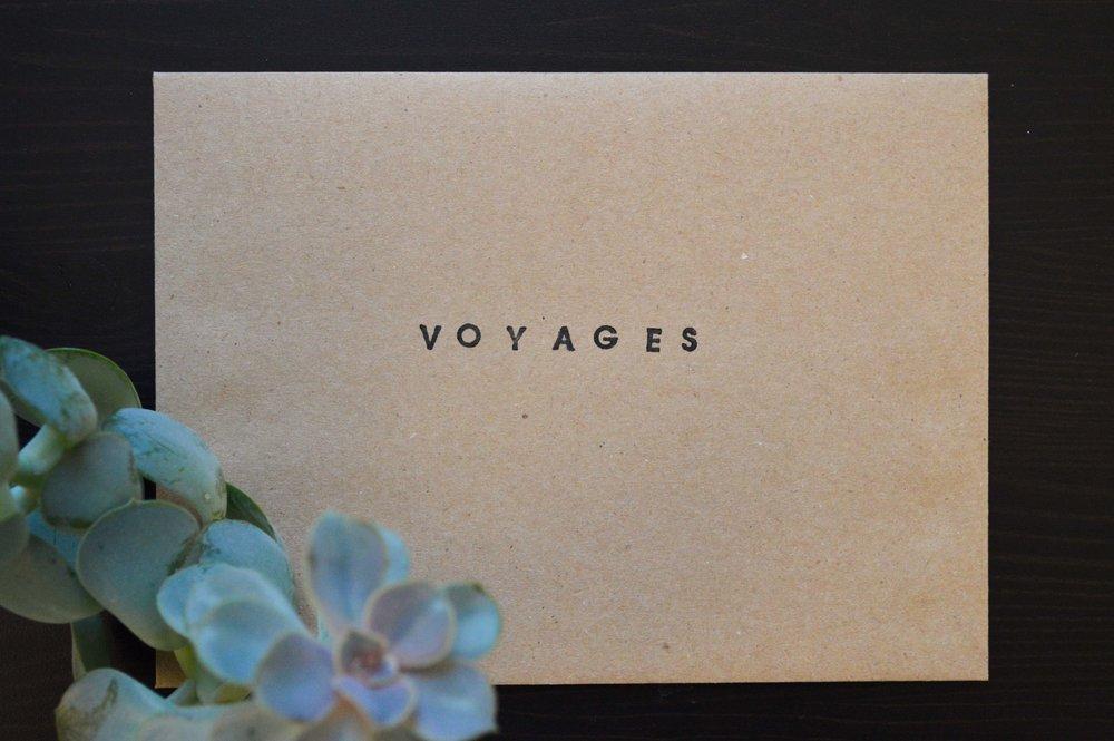 Voyage MusEmvelope Imaginibus