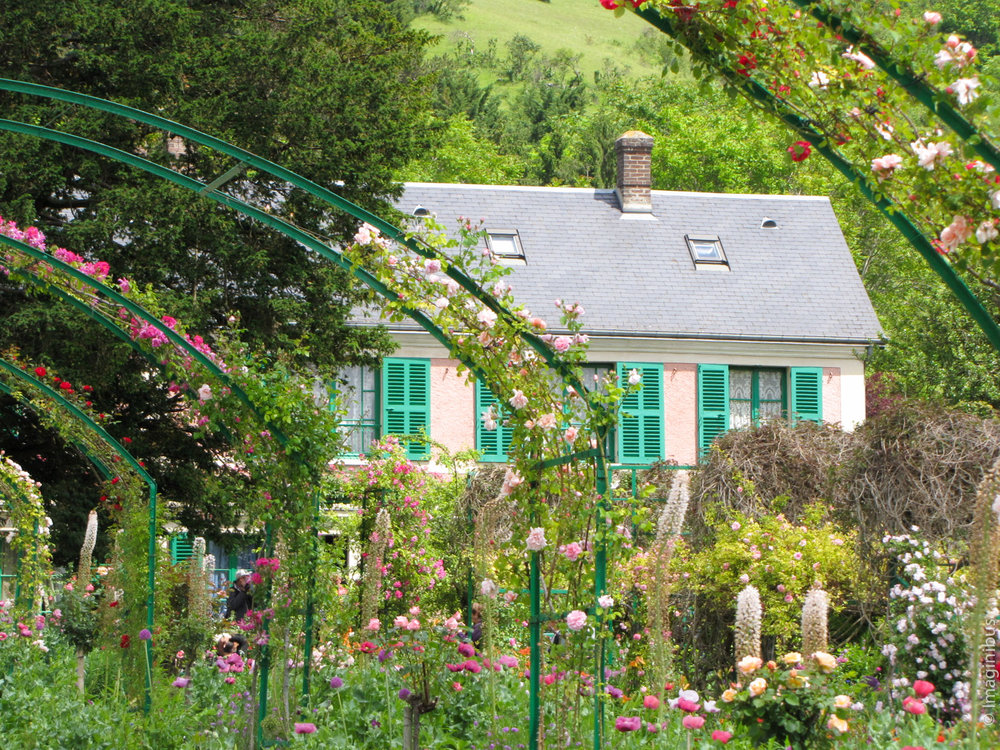 Giverny France Monet Garden