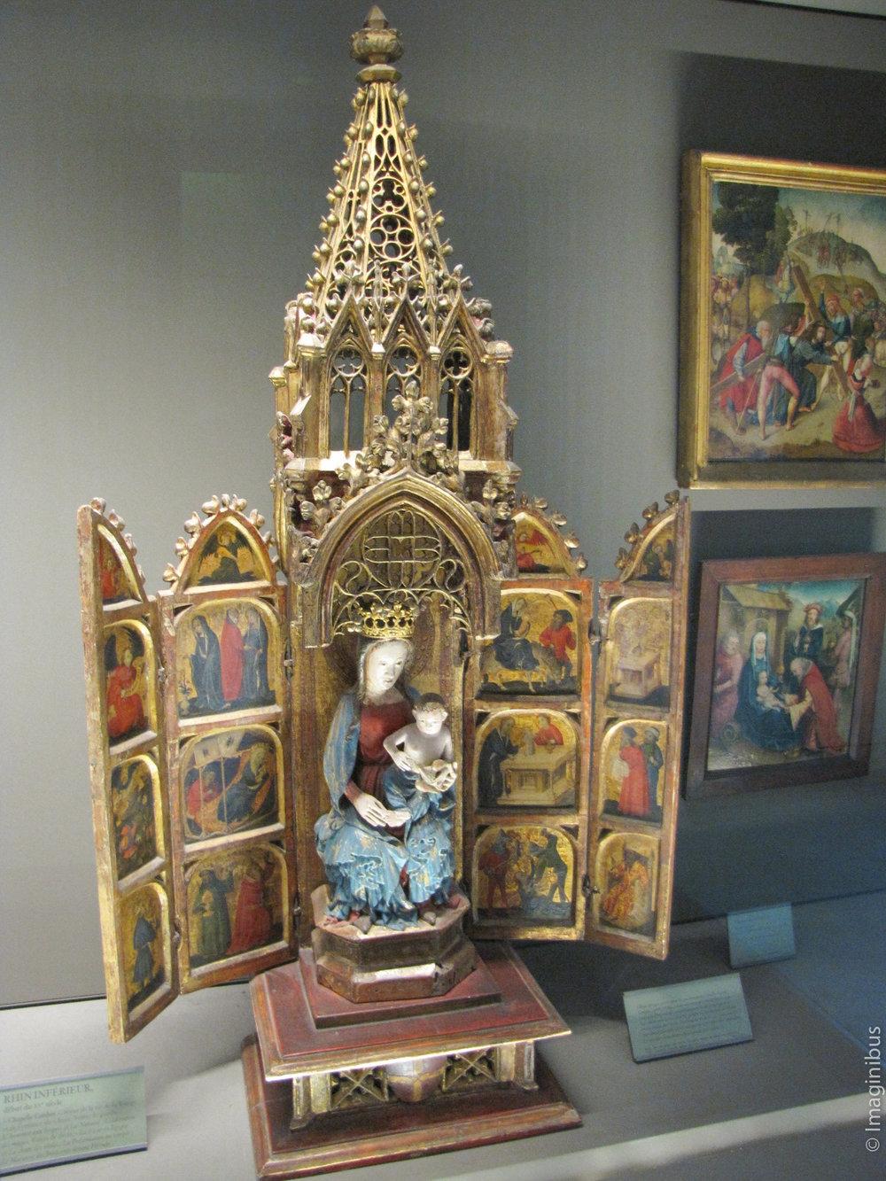 Chapelle Cardon Louvre