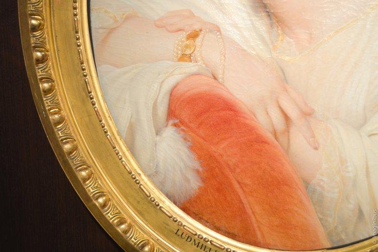 Delaroche Ludmille Komar, Princess of Beauvau-Craon Montreal