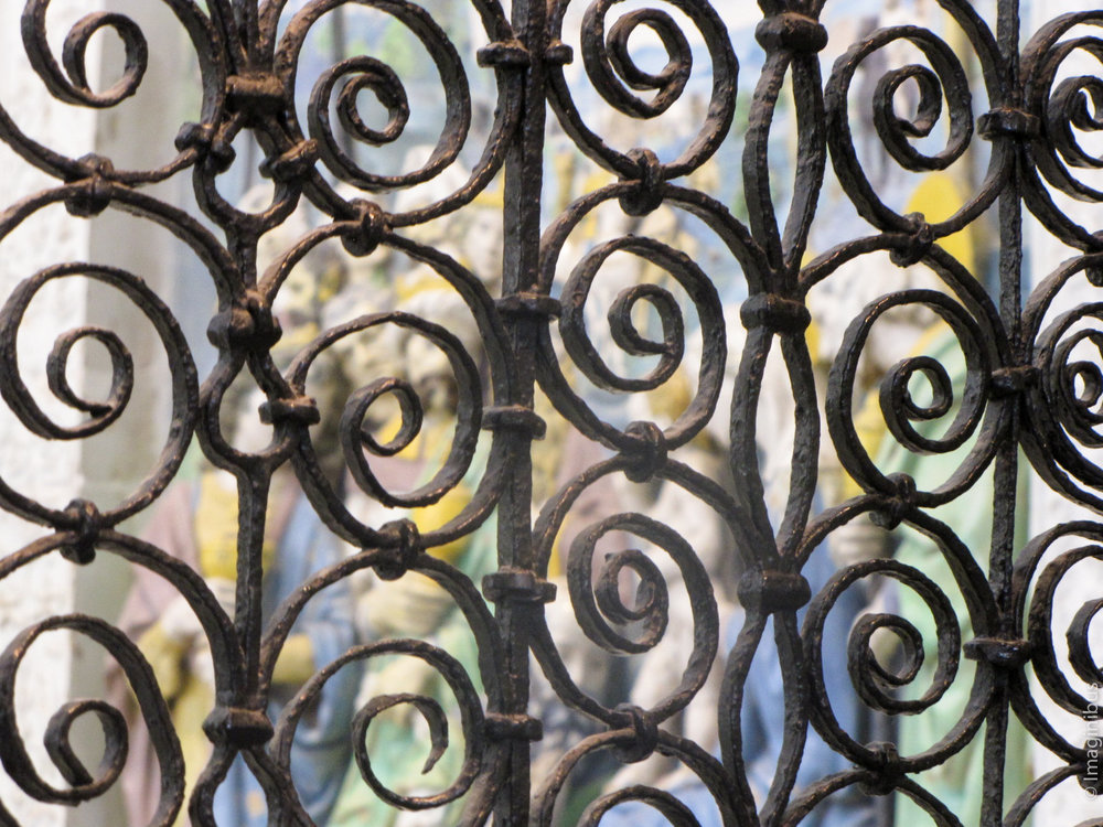 Victoria and Albert Museum, London, Iron Gate