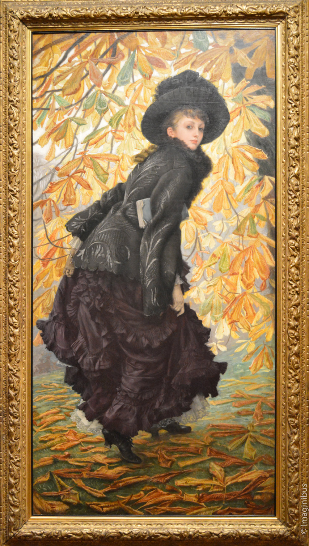 October Tissot Montreal Museum of Fine Arts