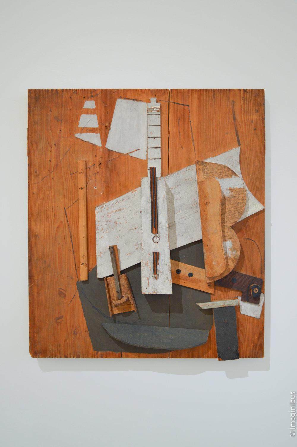 Picasso Study Etude Paris Hand Instrument