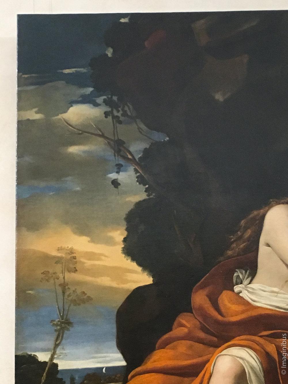 Palazzo Barberini Simon Vouet Saint Mary Magdalene Penitent