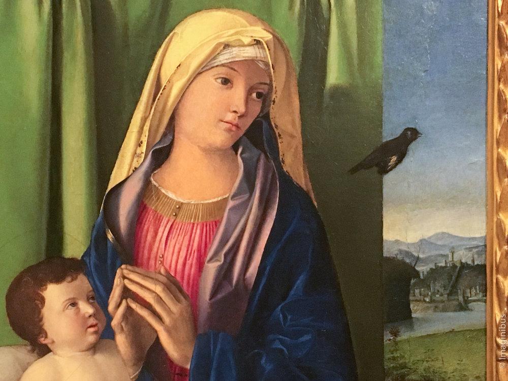Palazzo Barberini Rondinelli Madonna and Child