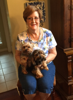 - Pat Rogers works part-time with Pet Pals.  We are thrilled to have our former owner and founder back with us, caring for our clients and their babies.  Missing everyone so much, she couldn't resist coming back!