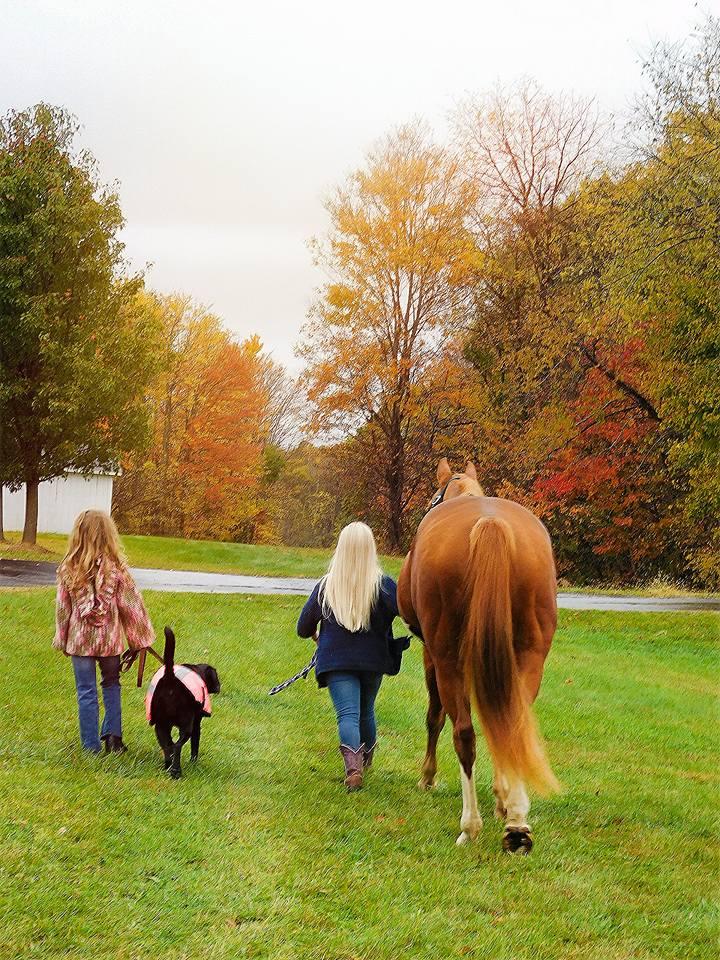 -- Jenny Higdon and Family