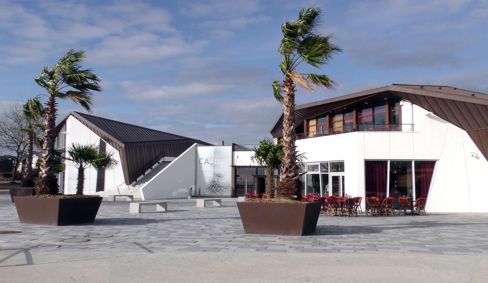 Casino Larmor Plage Enet Dolowy Architecture