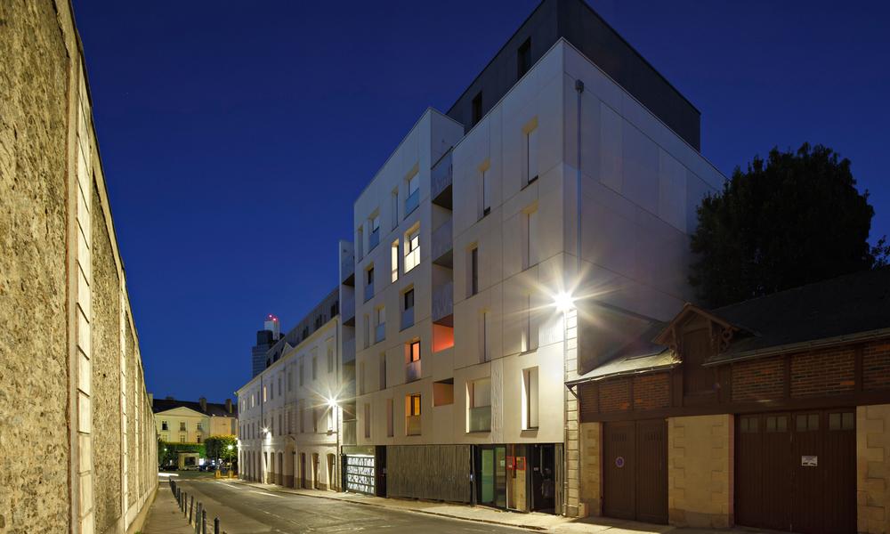 Carré Lafayette Nantes - Enet Dolowy Architecture