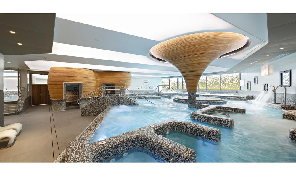 Aquatonic - Enet Dolowy Architecture