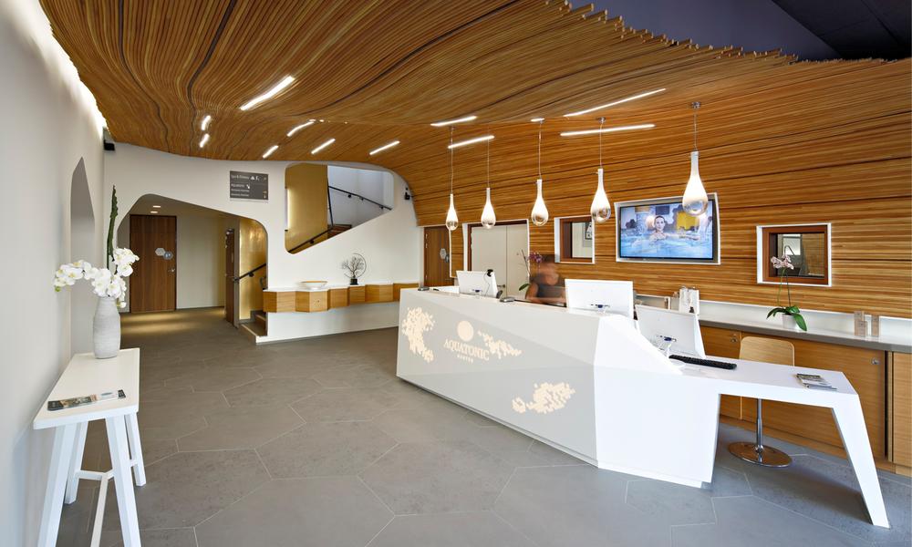 Aquatonic Nantes - Enet Dolowy Architecture