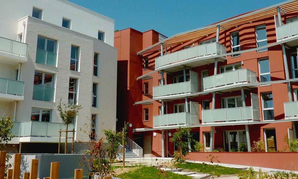 41 logements collectifs Greenpark | Orvault
