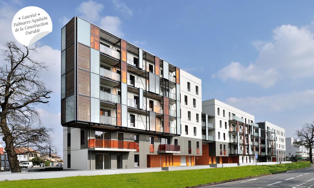 225 logements collectIfs et individuels Les Pins | Merignac