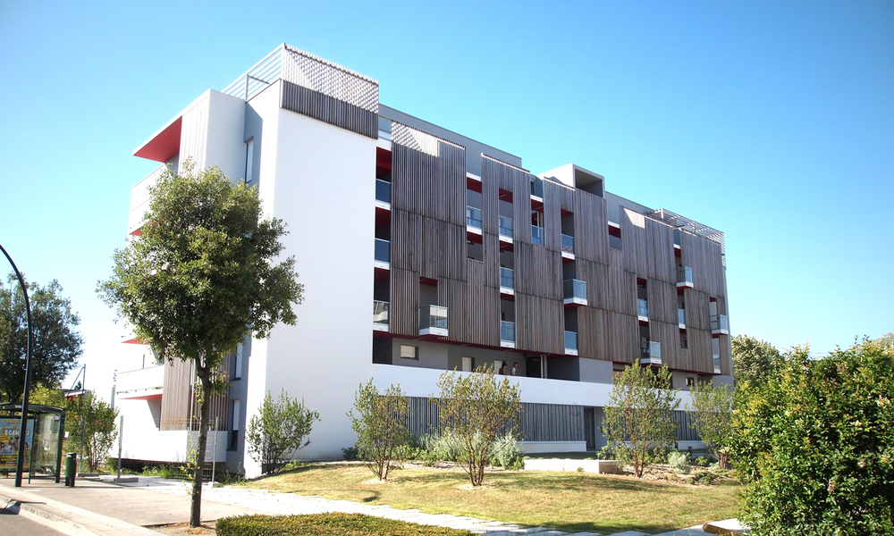 38 logements collectfs Le Passiflora | Saint-Herblain