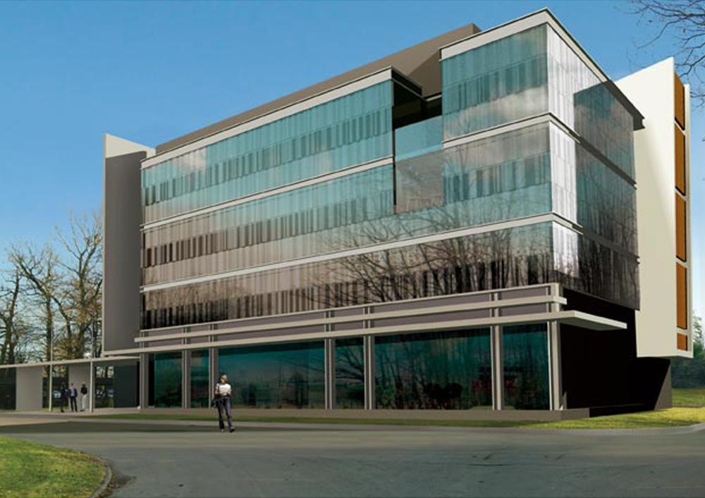 Ecole vétérinaire Nantes - Enet Dolowy Architecture
