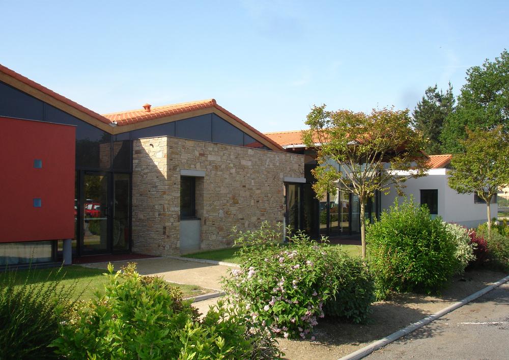 Maison de l'enfance | La-Chapelle-Heulin
