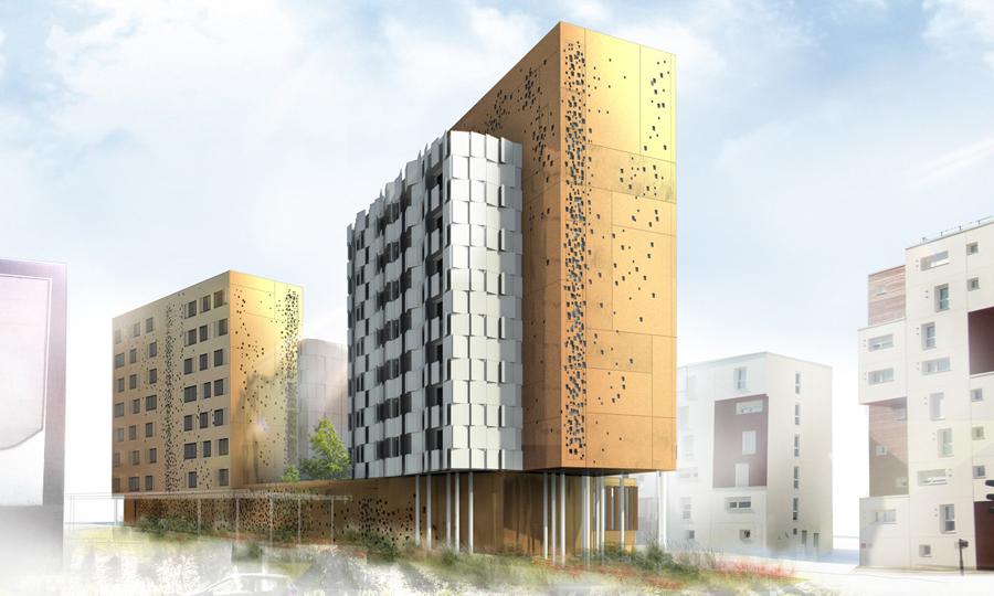 Résidence habitat jeune | Talence -