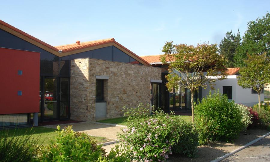 Maison de l'enfance | La-Chapelle-Heulin -