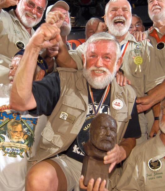 2004 Winner John Stubbings